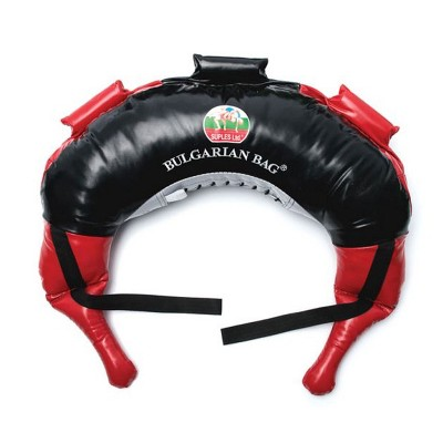 Escape Fitness Suples FVBBAG12V3 26 Pound Bulgarian Bag Exercise Training Workout Equipment Gear for Strength and Endurance Training, Red