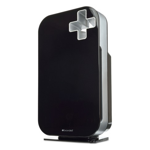 O2+ Source Air Purifier in Black - image 1 of 13