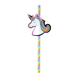 10ct Creative Converting Sparkle Unicorn Photo Booth Props