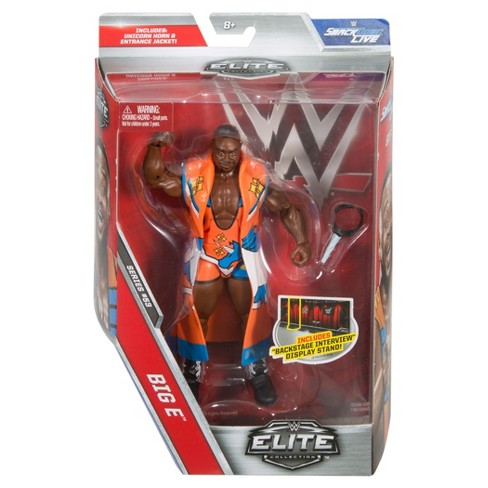 WWE Elite Collection Big E Action Figure - Series # 53 - image 1 of 1