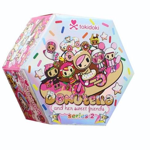 Tokidoki Tokidoki Donutella and Friends Series 2 Blind Box Mini Figure, One Random - image 1 of 3