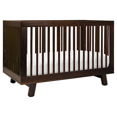 Babyletto Hudson 3-in-1 Convertible Crib with Toddler Rail - image 1 of 4