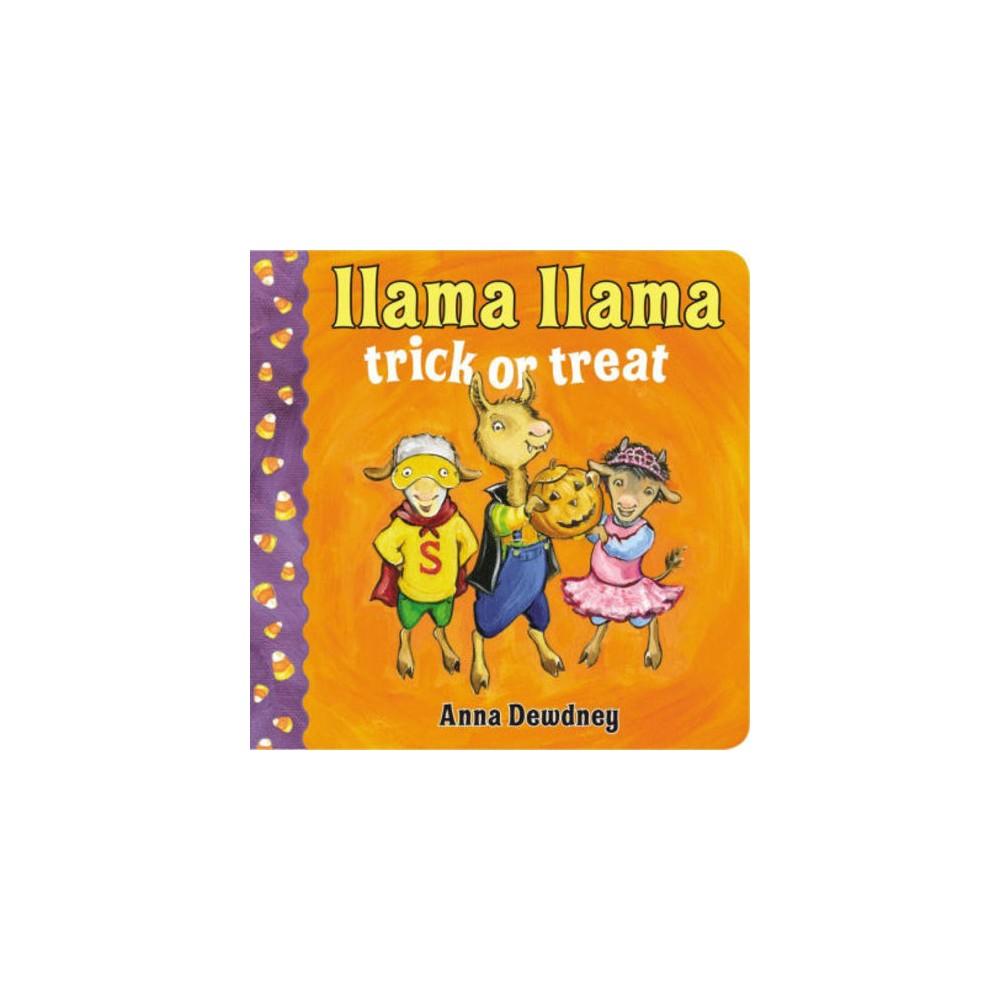 Llama Llama Trick or Treat (Board Book) (Anna Dewdney)