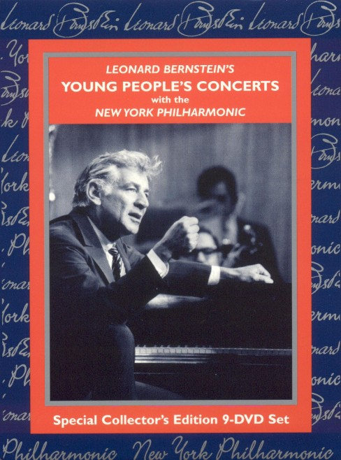 Leonard bernstein:Young people's conc (DVD) - image 1 of 1