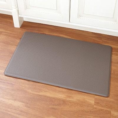 Lakeside Waterproof Anti-Fatigue PVC Floor Mat for Hard Surfaces
