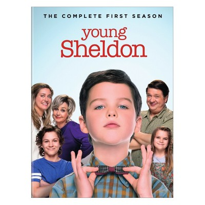 Young Sheldon:Complete First Season (DVD)