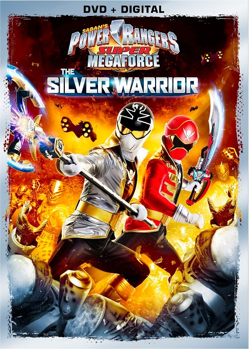 Power Rangers Super Megaforce: The Silver Warrior - image 1 of 1
