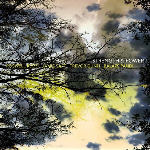 Roswell rudd - Strength & power (Vinyl) - image 1 of 1