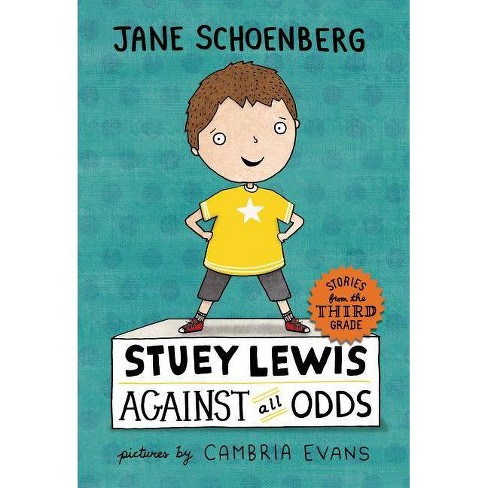 Stuey Lewis Against All Odds - by  Jane Schoenberg (Paperback) - image 1 of 1