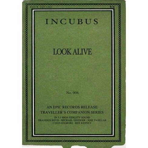Incubus: Look Alive (DVD) - image 1 of 1