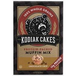Kodiak Cakes Chocolate Chip Muffin Mix