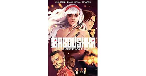 Codename Baboushka 1 : The Conclave of Death (Paperback) (Antony Johnston) - image 1 of 1