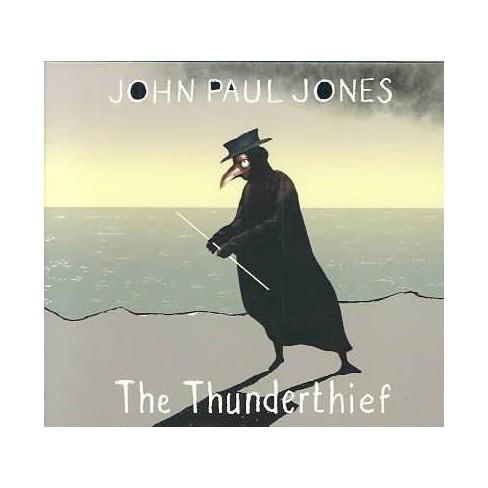 Jones - Thunderthiefthunderthiefthunderthief (CD) - image 1 of 1