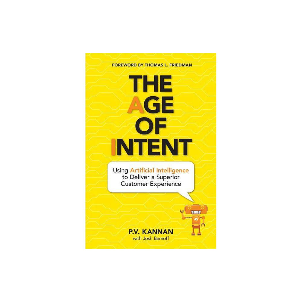 The Age Of Intent Hardcover