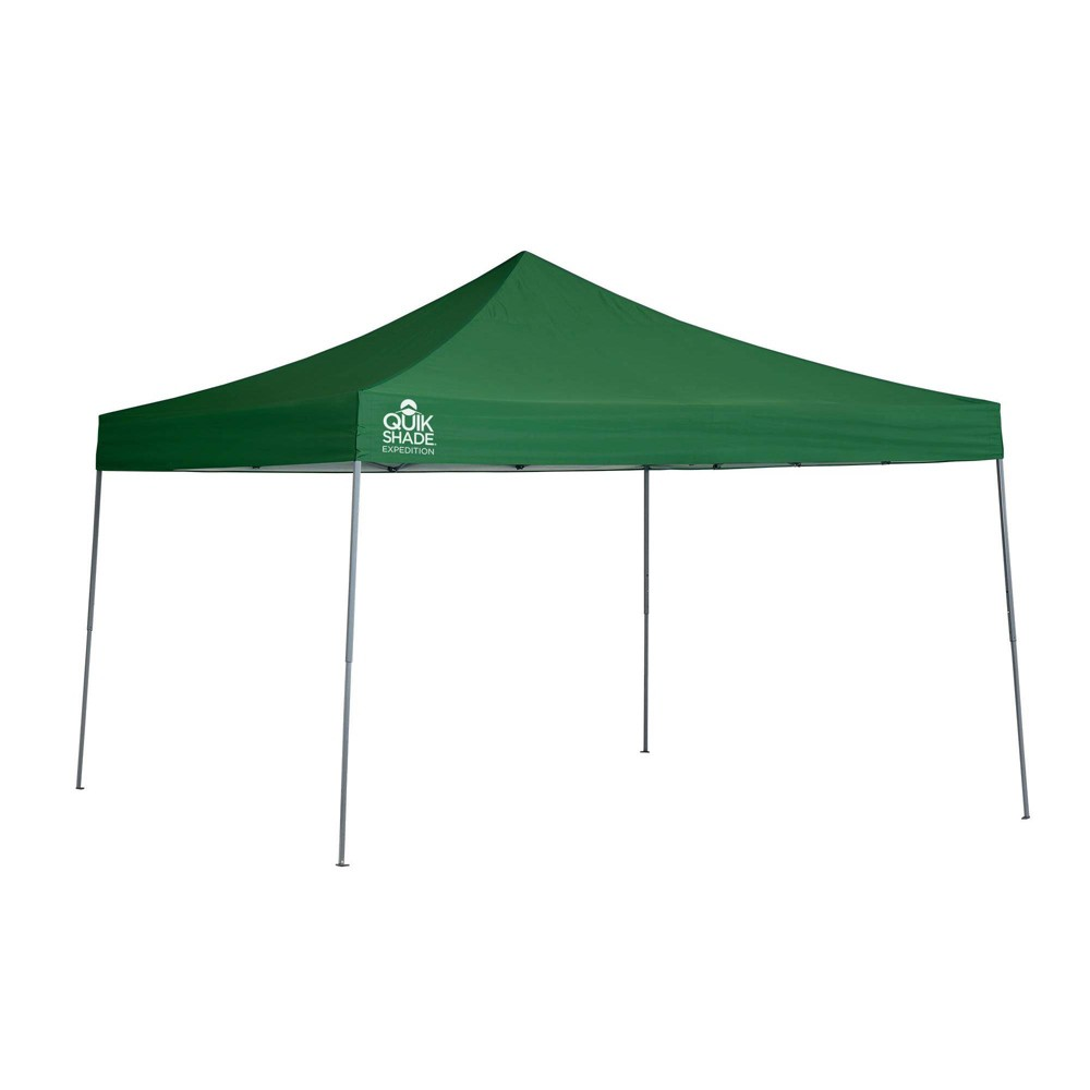 Quik Shade Expedition EX144 12x12 Straight Leg Canopy - Green