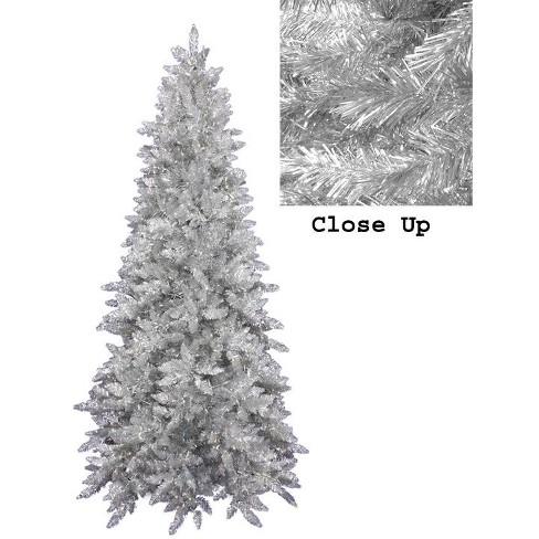 9 Unlit Artificial Christmas Tree Slim