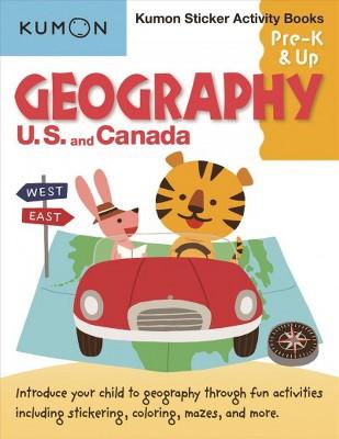 Geography U.S. and Canada (Paperback) (Koman)