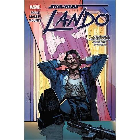 Star Wars: Lando - (Paperback) - image 1 of 1