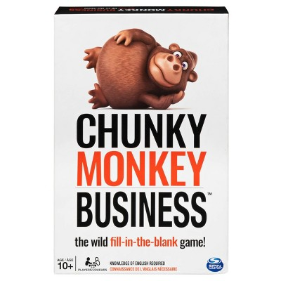Chunky Monkey Business Game