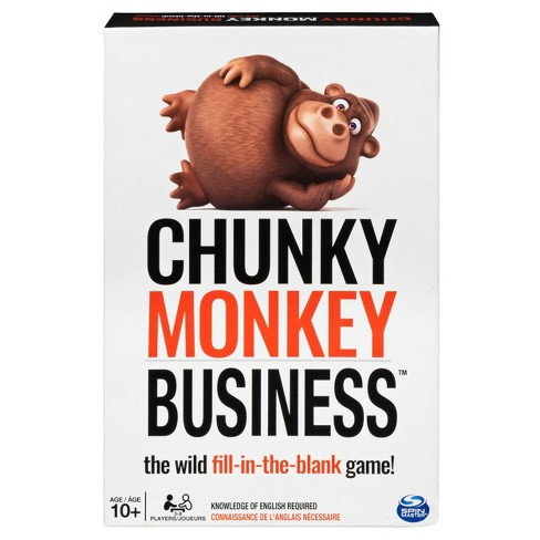 Chunky Monkey Business Game - image 1 of 4
