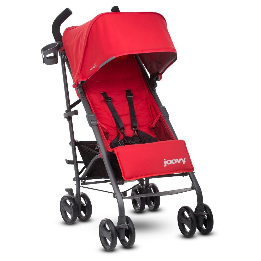 Image of Joovy New Groove Ultralight Umbrella Stroller - Red