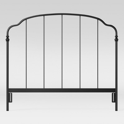 Queen Ferndale Metal Headboard Black - Threshold™
