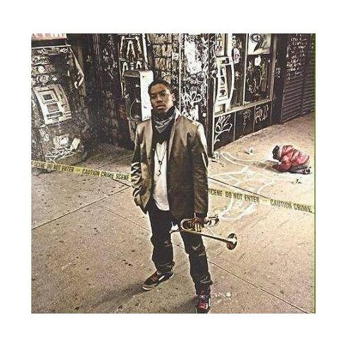 Christian (Jazz) Scott - Anthem (CD) - image 1 of 1