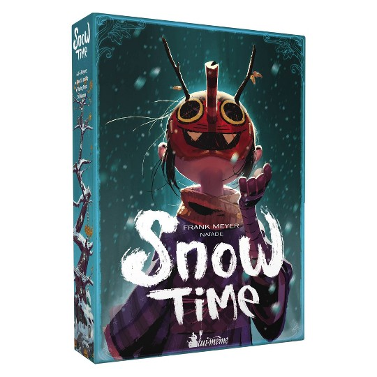 Snow Time Board Game, board games image number null