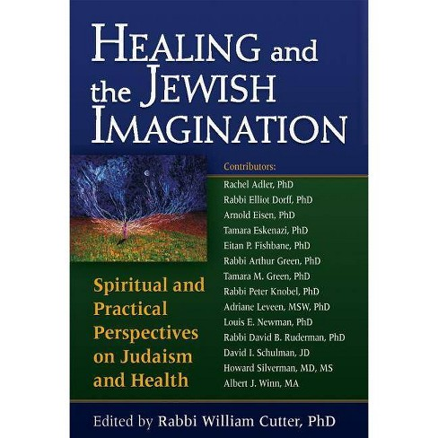 Healing and the Jewish Imagination - (Paperback) - image 1 of 1