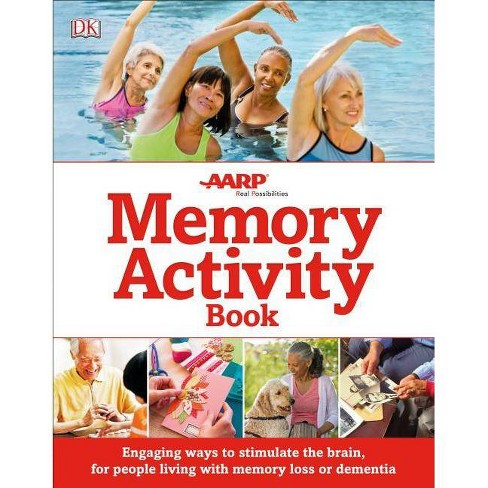 The Memory Activity Book - (Paperback) - image 1 of 1