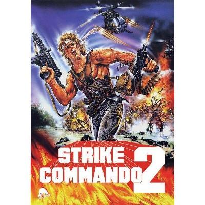 Strike Commando 2 (DVD)(2021)