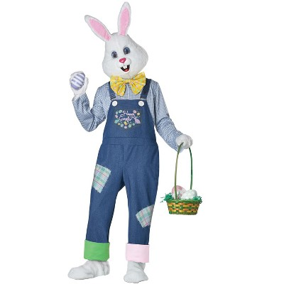 California Costumes Happy Easter Bunny Adult Costume