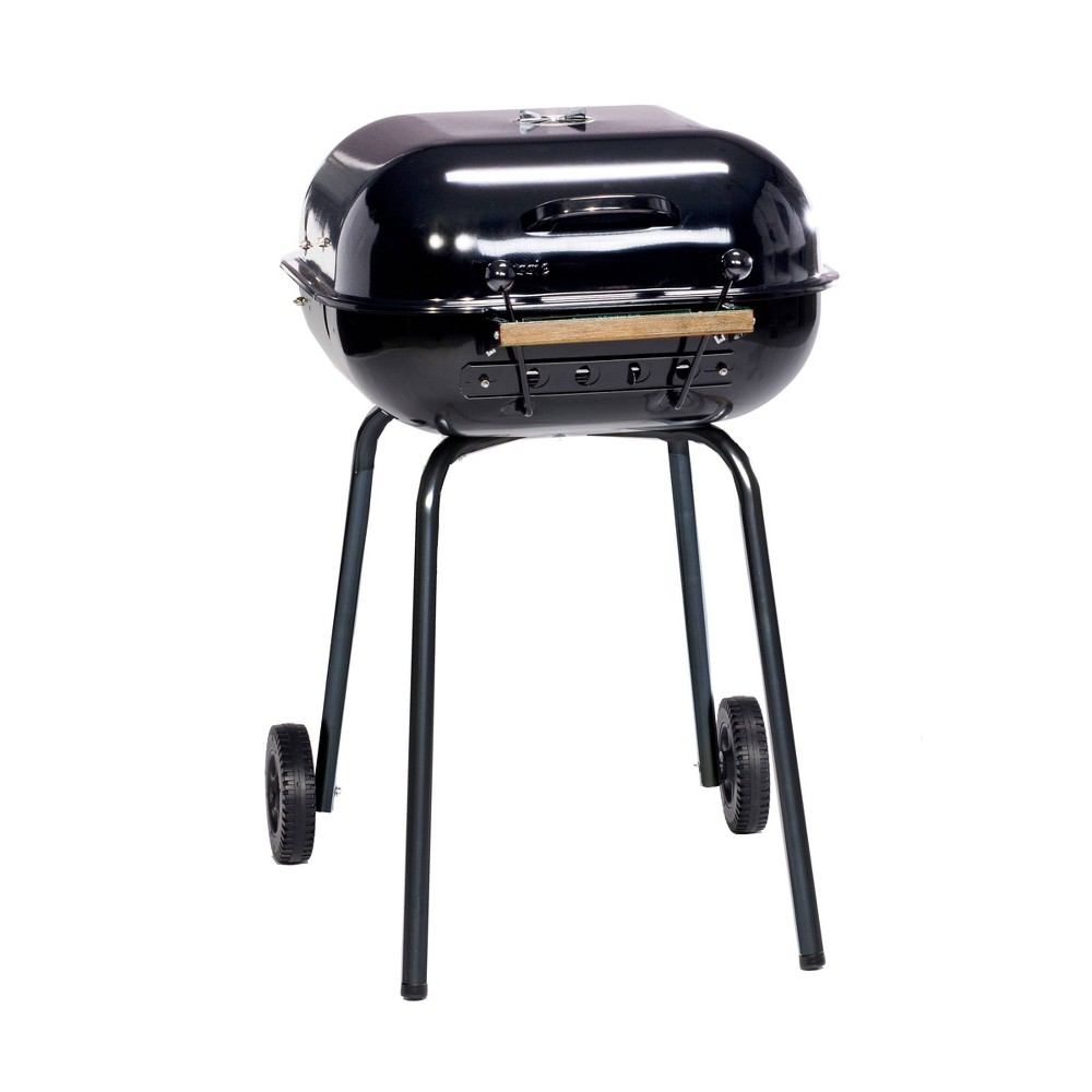 Image of Americana Swinger 4100 Charcoal Grill - Black - Meco