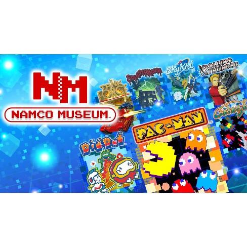 Namco Museum - Nintendo Switch (Digital) - image 1 of 4