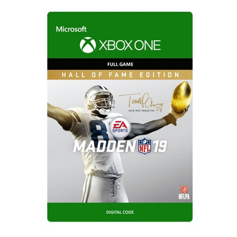 Madden NFL 19: Hall of Fame Edition - Xbox One (Digital) - image 1 of 4