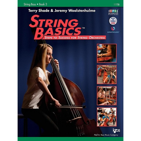 KJOS String Basics Book 3 - String Bass - image 1 of 1