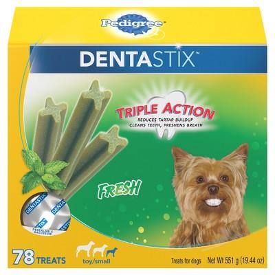 Pedigree® Dentastix Fresh Mini Dog Food 19.44oz