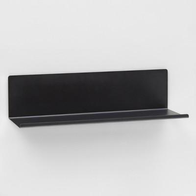 Bent Metal Shelf 24  - Dark Gray - Project 62™