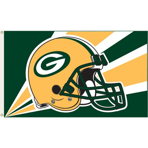 Green Bay Packers Flag - 3' x 5' - image 1 of 1