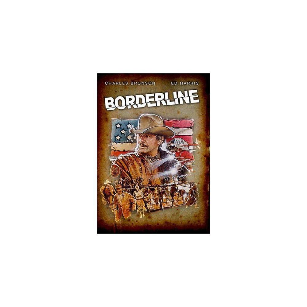 Borderline Dvd 2015