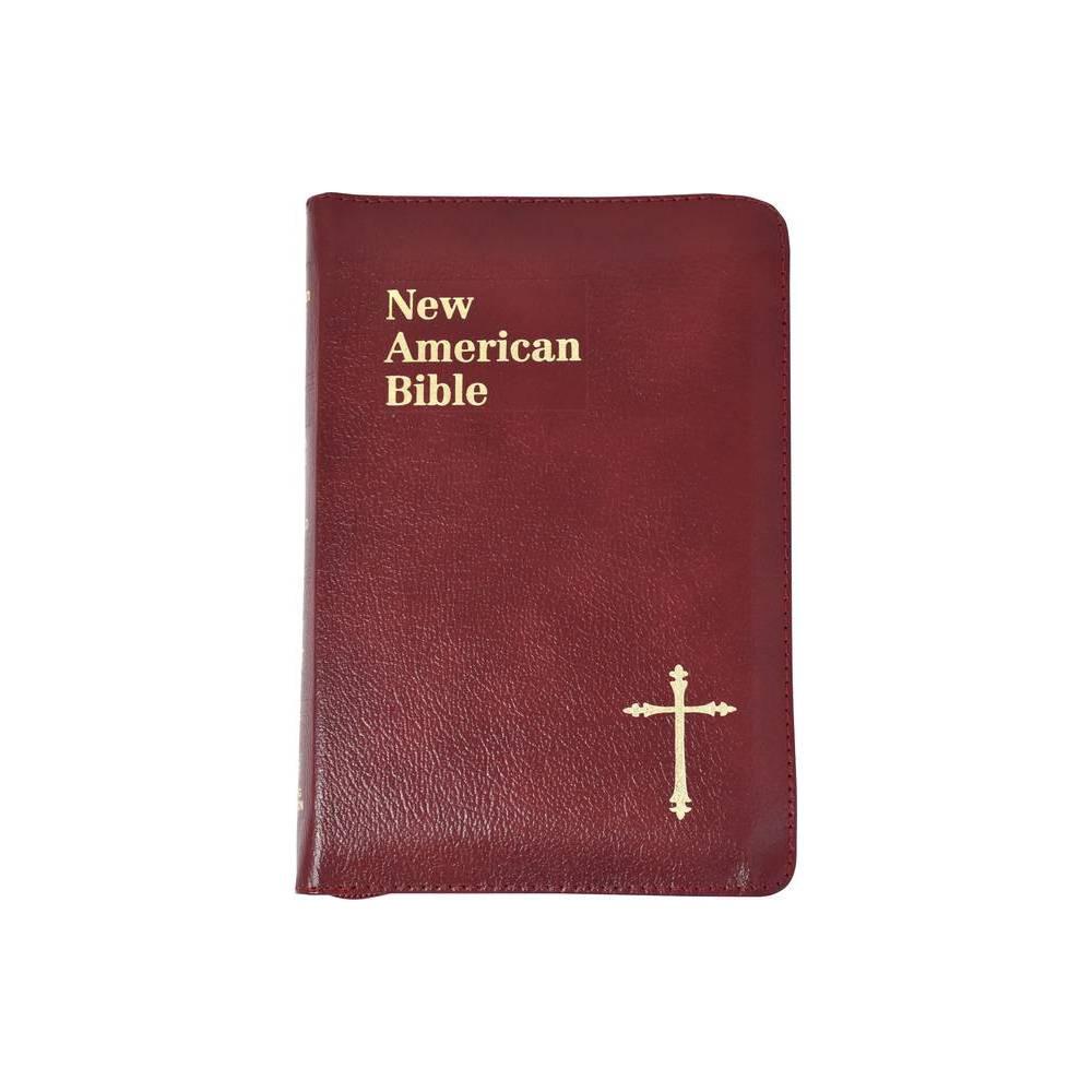 Saint Joseph Personal Size Bible Nabre Hardcover
