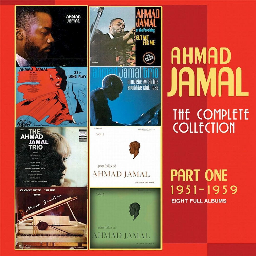 Ahmad Jamal - Ahmad Jamal:Complete Collection 51-59 (CD)