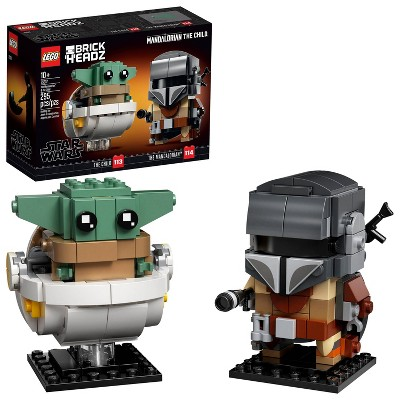 LEGO BrickHeadz Star Wars The Mandalorian & The Child 75317