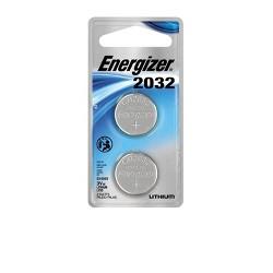 Energizer Coin Lithium 2032 Batteries 2 ct (2032BP-2N)