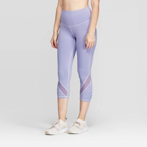 "Women's Everyday High-Waisted Capri Leggings 20"" - C9 Champion® - image 1 of 3"