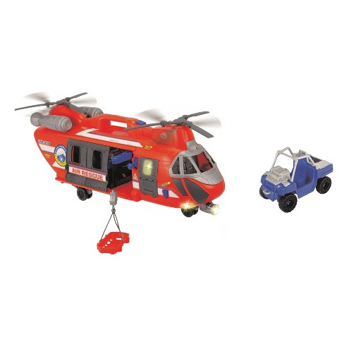 Dickie Toys - Giant Rescue Helicopter - image 1 of 2