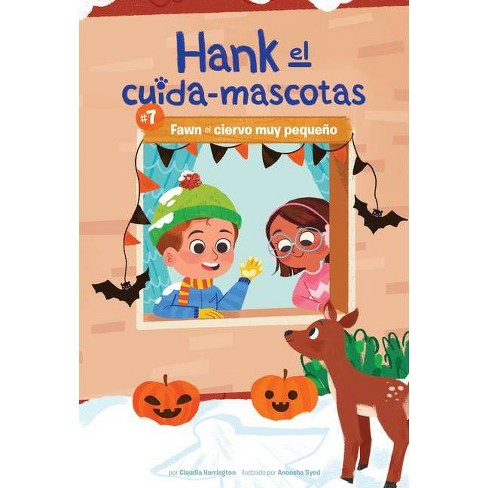#7 Fawn El Ciervo Muy Peque�o (Book 7: Fawn the Very Small Deer) - by  Claudia Harrington (Hardcover) - image 1 of 1