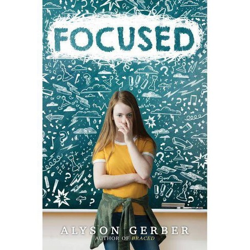 Focused - by  Alyson Gerber (Hardcover) - image 1 of 1