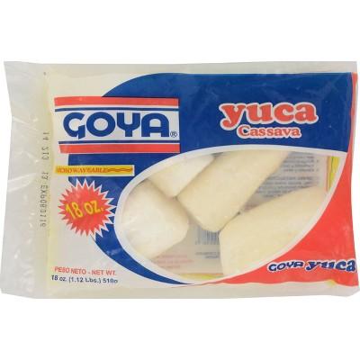 Goya Frozen Yuca - 18oz