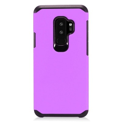 Insten Dual Layer [Shock Absorbing] Hybrid Hard Snap-in Case Cover For Samsung Galaxy S9 Plus S9+ by Eagle